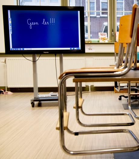 Groot deel scholen Arnhem en regio donderdag en vrijdag dicht door staking
