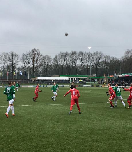 DOVO loopt tegen onnodige nederlaag aan in Harderwijk