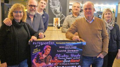 Patersdreef strikt Paul Michiels als headliner