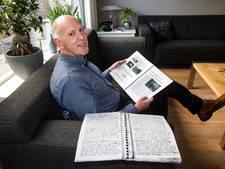 Gert uit Twello ontcijfert zijn vaders 'onderduikersdagboek'