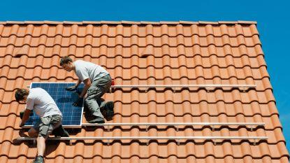 Sociale huisvestingsmaatschappijen gestimuleerd om meer zonnepanelen te plaatsen