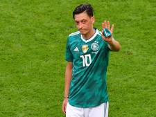 Ozil ne rejouera plus en équipe nationale allemande ou en Bundesliga