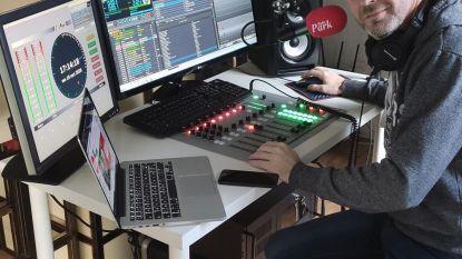 Radio Park FM zendt voortaan uit vanuit de woonkamer van Vince 't Jolle