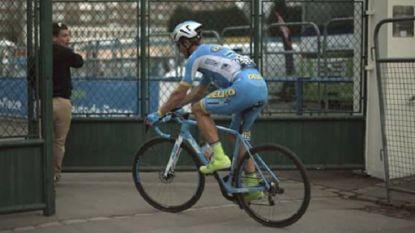 Het straffe verhaal van Evaldas Siskevicius, de laatste renner die de piste in Roubaix opdraaide