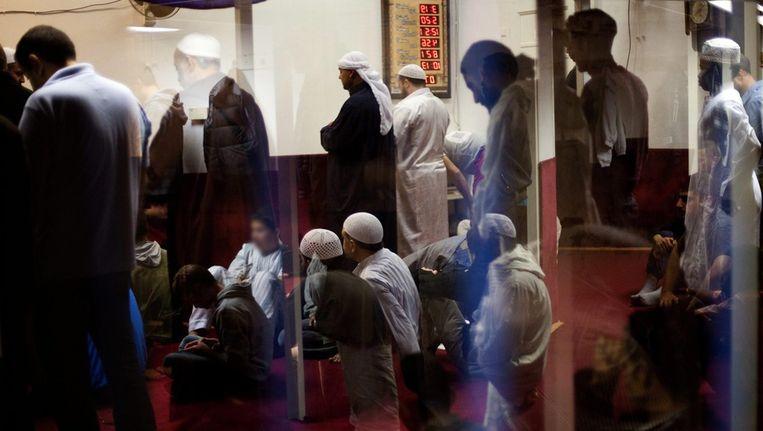 Moslims in Boedapest, Hongarije. © EPA Beeld