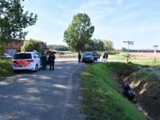 Scooterrijder gewond bij ongeval op grens bij Westdorpe