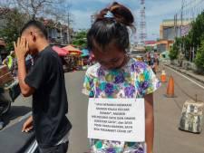 LIVE | Australische in lockdown met 70 spinnen, Indonesië zet overtreder coronaregels voor schut