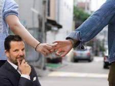 Jerry Goossens ziet steeds vaker homostelletjes hand-in-hand lopen in Utrecht
