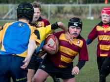 Rugby in trek bij de jeugd: 'Er is meer respect dan bij voetbal'