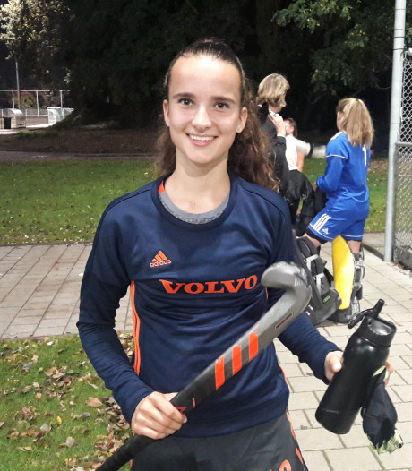 Winnend debuut voor jeugdinternational Imke Verstraeten