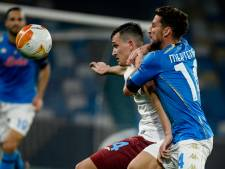 Mertens l'emporte avec Naples, Januzaj et Vertonghen partagent