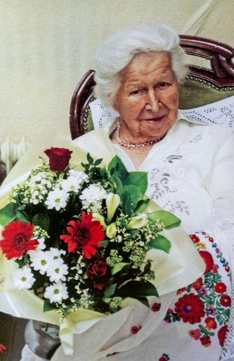 Annuska 'Anneke' Béber.