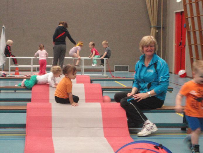 Training bij SSS Beatrix