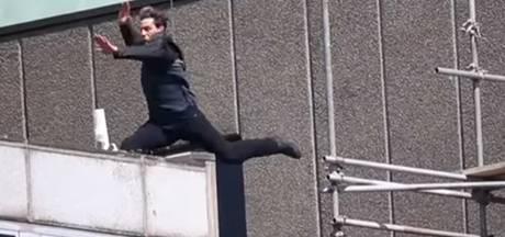 Tom Cruise breekt enkel tijdens mislukte stunt voor actiefilm