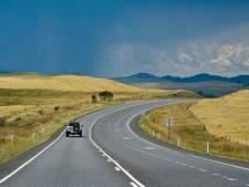 Twaalfjarige jongen rijdt in zijn eentje 1300 kilometer door Australië