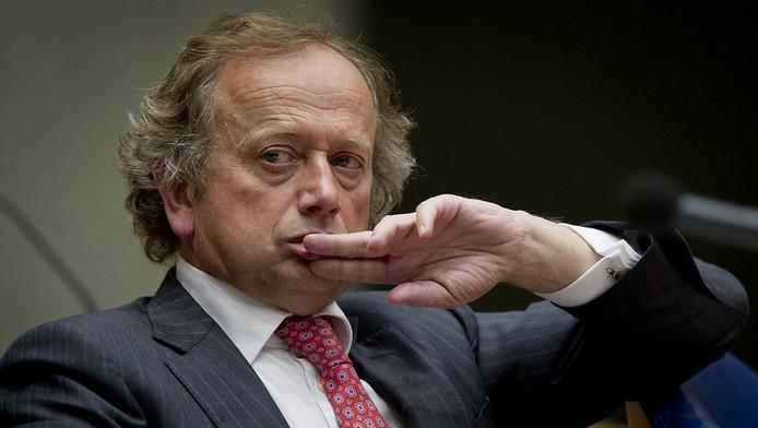 Staatssecretaris Bleker. © ANP