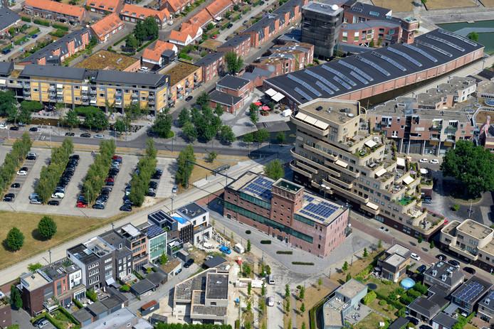De wijk Roombeek in Enschede