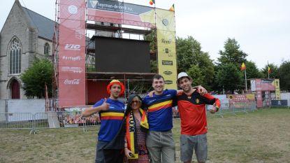 Kruibeke dompelt supporters onder in WK-sfeer met Copa Crubeca