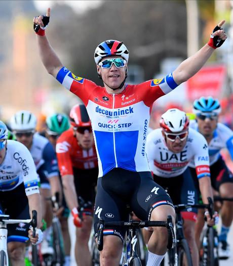 Fabio Jakobsen slaat opnieuw toe in eerste rit Ronde van de Algarve