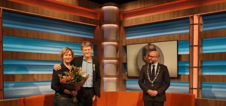 Koninklijke onderscheiding voor Arnhemmer Guus van Kleef