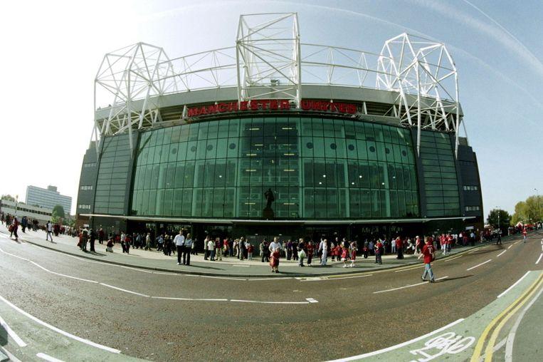 Old Trafford. Beeld pro shots