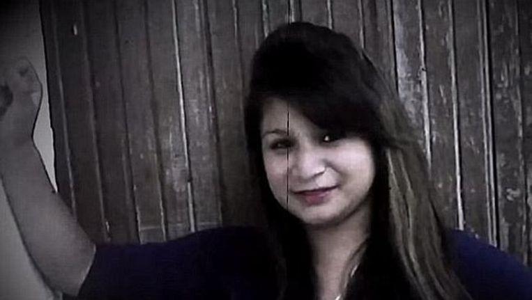 De 16-jarige Nelsi Perez werd levend begraven in Honduras