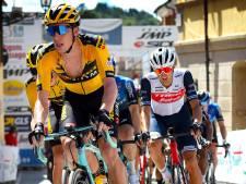 Eenkhoorn sprint naar tiende plaats in openingsetappe Tirreno-Adriatico