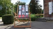 Cinema Cabrio al toe aan negentiende editie: reuzenstrandstoel steelt weer de show