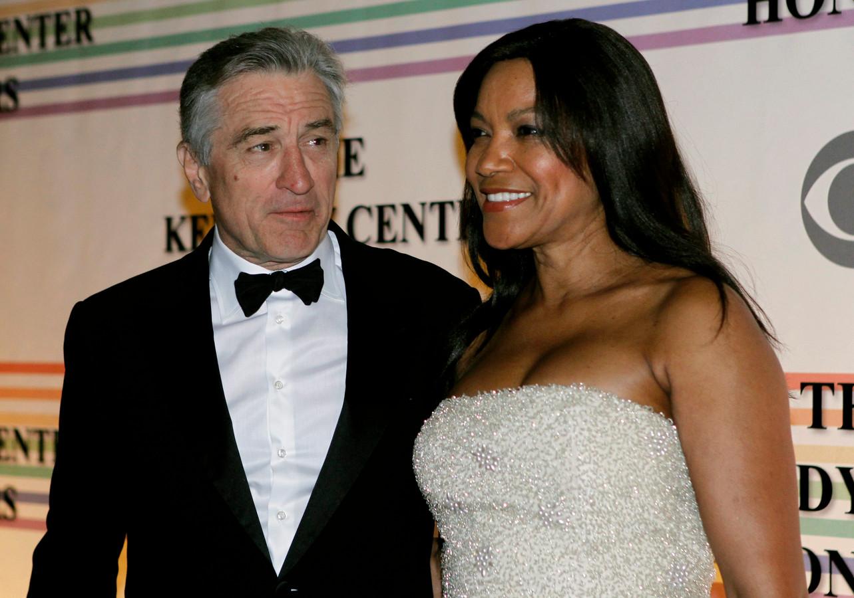 Robert en Grace, hier in 2011.