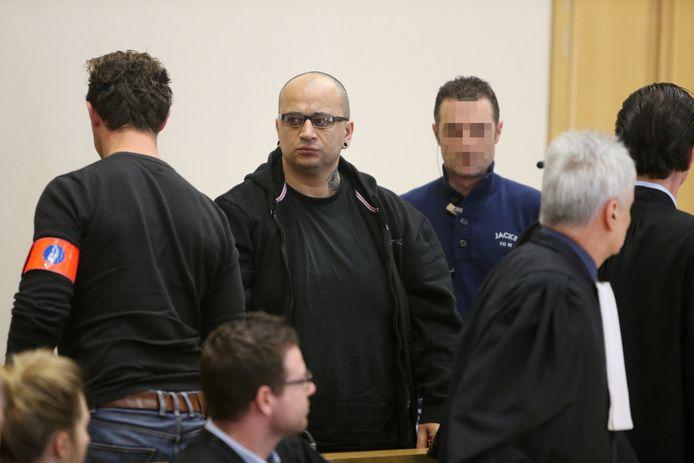 Ali Ipekci, de enige die zich moest verantwoorden voor het hof van assisen.