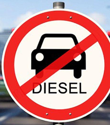 In deze Britse stad is over een jaar geen enkele dieselauto meer welkom