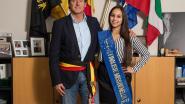 Nichtje van burgemeester Roggen strijdt om miss-kroontje