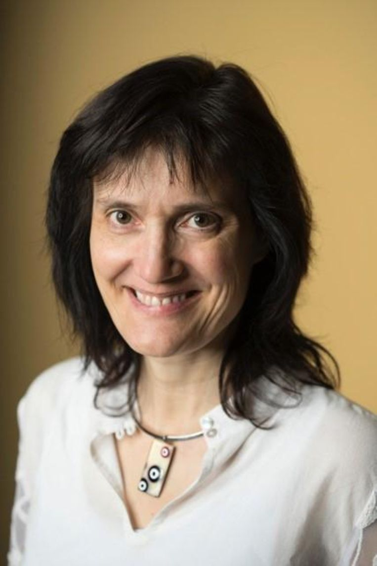 Tanya Verheyen geeft lezingen over vrijwillige demotie Beeld