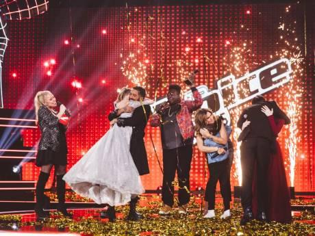 """Et la grande gagnante de """"The Voice Kids"""" est..."""