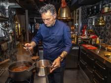 Leeg pannetje mee naar Italiaans restaurant D'Andrea's in Zwolle, vol pannetje mee naar huis