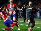 Atlético Madrid in heenduel veel te sterk voor Ronaldo en co