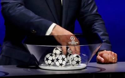 Zo ziet de loting van de Champions League en Europa League eruit