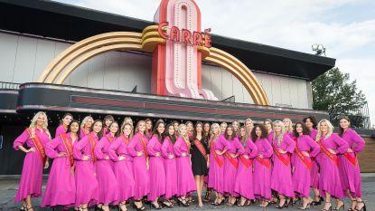 """Voorzitster Miss België wil tienerkandidaten begeleiden: """"We willen een Academy opstarten"""""""