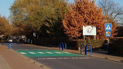 Al 50 scholen kregen een 'schoolzone'