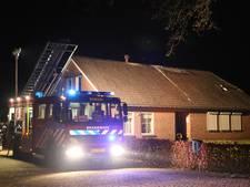 Kind ontdekt brand en waarschuwt gezin in Venhorst