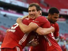 Le Bayern n'est plus qu'à une victoire du titre