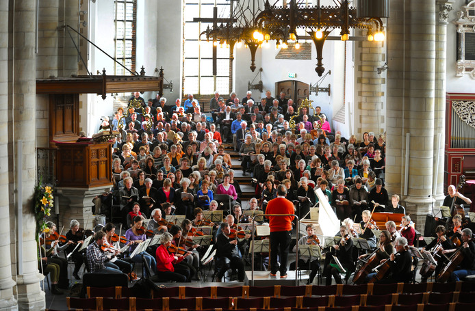 Concert in de Sint Jacobskerk in Vlissingen