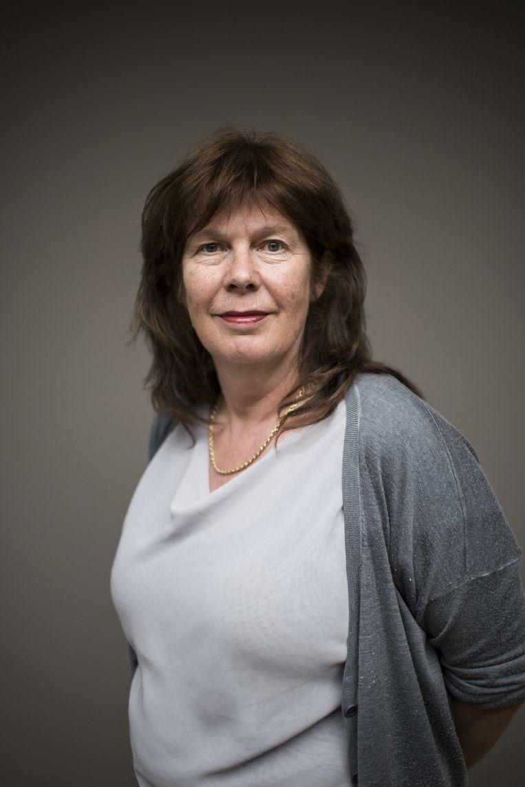 Liesbeth Jansen. Beeld null