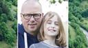 Jurgen van Riel heeft zijn dochter Luna beloofd drie keer de Alpe d'Huzes te beklimmen.