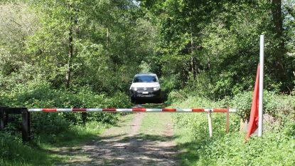 """Slagbomen op Groot Schietveld beschadigd: """"Dit is gevaarlijk voor de gebruikers maar ook voor omwonenden"""""""