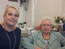 Nel van den Houten 100 jaar: hard gewerkt en veel gereisd