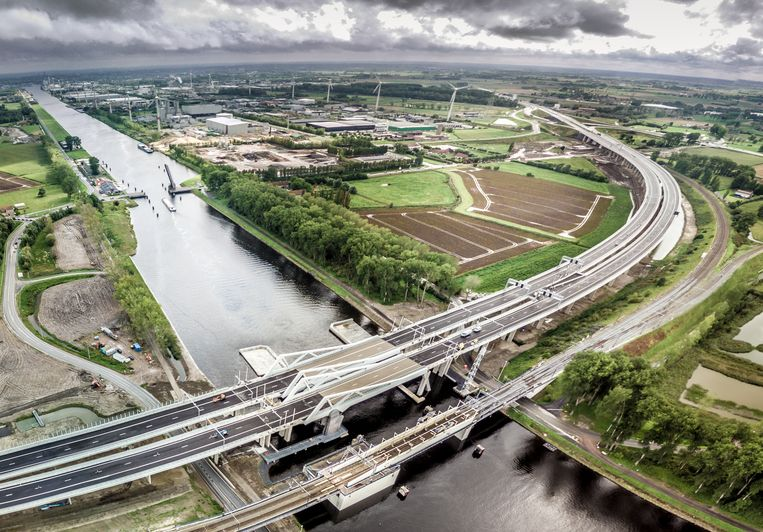 Duurste snelweg van Vlaanderen wordt amper gebruikt ...