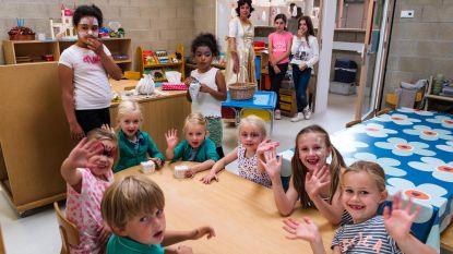 Nieuwe kleuterschool voorziet plaats voor 200 kinderen