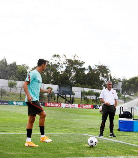 Ronaldo voor het eerst sinds 2018 niet in Portugese wedstrijdselectie door ontstoken teen