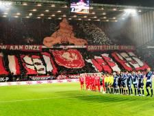 FC Twente oefent in De Grolsch Veste tegen Schalke 04